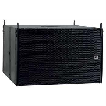 Audiophony HL-10ASUB aktiv Subwoofer