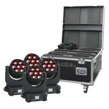 Infinity iW-740 RDM set 4 with Premium flightcase