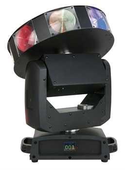 Showtec Astro 360 XL Q4 mit 8x12 RGBW LEDs