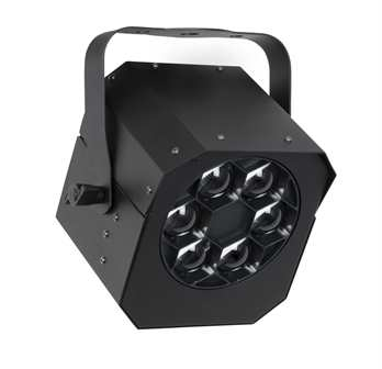 Showtec Dreamwave mit 6x 15 Watt RGBW LEDs