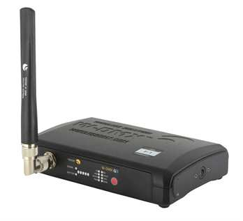 Showtec W-DMX BlackBox F-1 G5 Transceiver 2.4/5.8