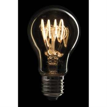 Showtec LED Filament Bulb E27, 4W, Dimmbar, Gold