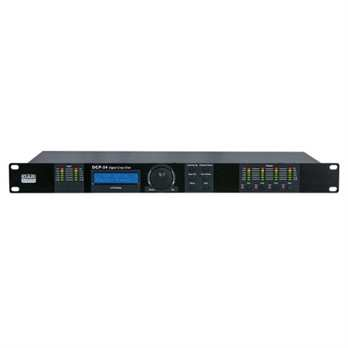 DAP-Audio DCP-24 MKII Digital Corss Over 2-in, 4-o