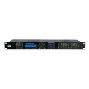 DAP-Audio DCP-26 MKII Digital Cross Over 2-in, 6-o
