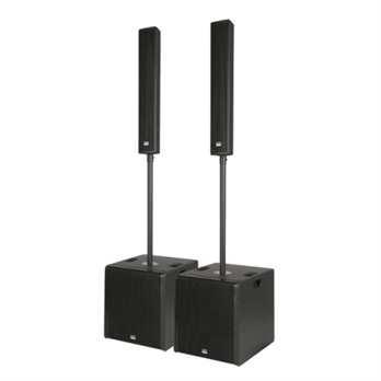 DAP-Audio Live Mini Set: 2x 12er Sub mit Topteilen