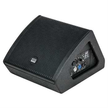 DAP-Audio M10 Aktiver 415W Bi-Amp 10 Zoll Monitor