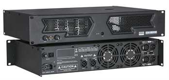 DAP-Audio CX-3000 2 x 1450W Endstufe