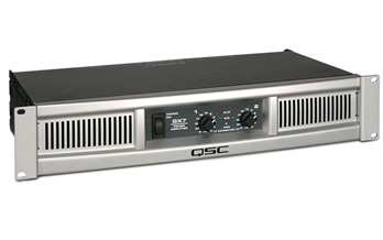 QSC GX7 Endstufe mit 2 x 1200W 4 Ohm 2HE