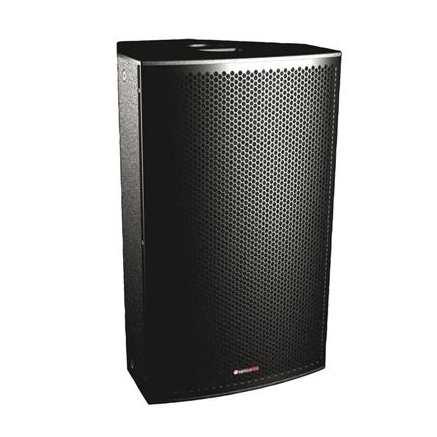 2xAmerican Audio Sense12 Speaker mit Amp und Kabel