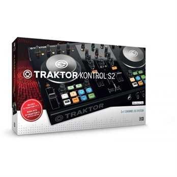 Native Instruments TRAKTOR Kontrol S2 MK II