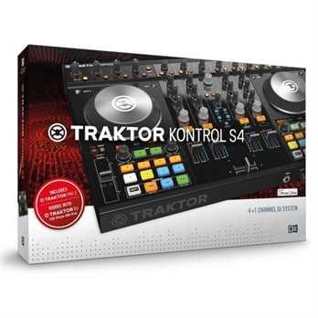 Native Instruments TRAKTOR Kontrol S4 MK II