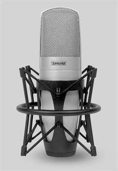 Shure KSM32/SL Großmembran-Studiomikrofon