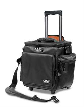 UDG SlingBag Trolley Deluxe Black/Orange inside (U