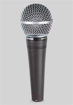 Shure Sm-48 Lc Vocal-Mikrofon, Demogerät
